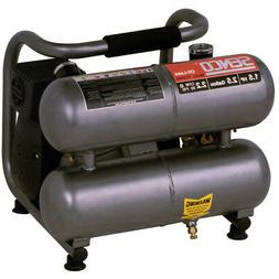 SENCO PC0968 1.5 HP 2.5 Gallon Oil-Free Hand-Carry Air Compr