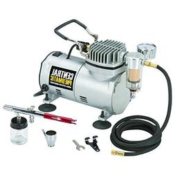 1/5 HP 58 PSI Oilless Airbrush Compressor Kit from TNM by Ce