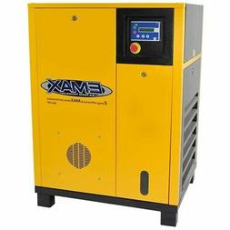 EMAX 10-HP Rotary Screw Air Compressor