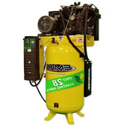 10 HP Smart Air Compressor, Variable Speed, Single Phase, In