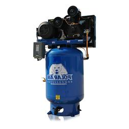 15HP Air Compressor 3 Phase 460V 120 Gallon Tank Vertical In