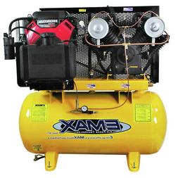 18 HP Gas Air Compressor, 30-Gallon, Horizontal, Electric St