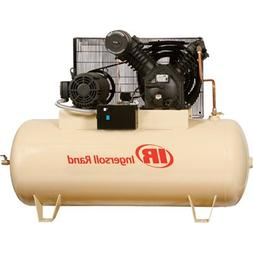 INGERSOLL-RAND 2545E10V Electric Air Compressor, 2 Stage, 10