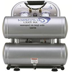 4610A Ultra Quiet and Oil-Free 1.0 Hp, 4.6 Gal. Aluminum Twi