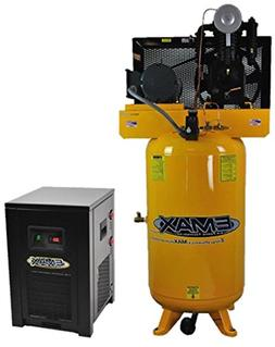 5 HP Air Compressor Package, 1- Phase, 2-Stage, 80-Gallon, V