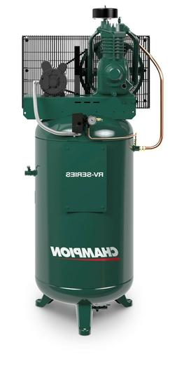 Champion 5HP Single Phase 2 Stage Air Compressor VRV5-8 80 G