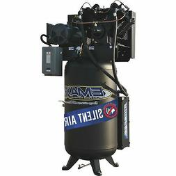 EMAX 80Gal. 7.5 HP, 2Stage Air Compressor-208/230V,1Phase-V