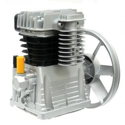 AIR COMPRESSOR PUMP FOR 2 HP MOTOR 140PSI TWIN CYLINDER CHIC