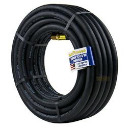 """NEW COIL GOODYEAR 250/ 1070 PSI RUBBER AIR HOSE 1/2"""" x 50' M"""