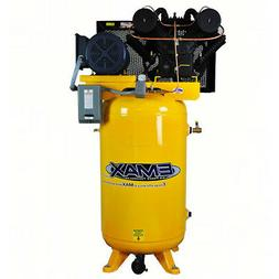 EMAX Compressor EP07V080V1 Premium Series 7.5 hp 80 gallon V