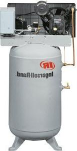 - Ingersoll Rand Type-30 Reciprocating Air Compressor - 5 HP