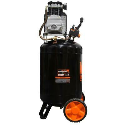 Air Compressor Portable Vertical Lubricated on Wheels