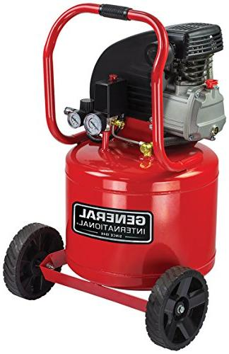 General International AC1104 Portable 11 gallon Vertical Oil