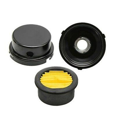 1PC Compressors Filtration Noise Muffler Fit Threads
