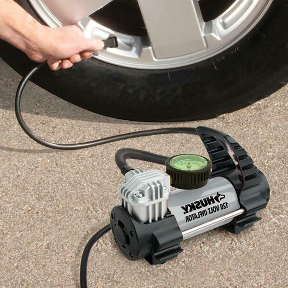 NEW Tire OR 12V Inflator Truck