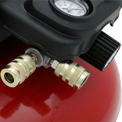 Porter-Cable 150 PSI 6 Oil-Free Pancake Air