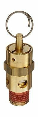 Control Devices ST Series Brass ASME Safety Valve, 150 psi S
