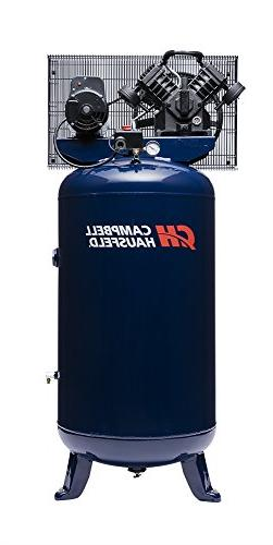 Air Compressor, 80 Gallon, Vertical Compressor, Single-Stage