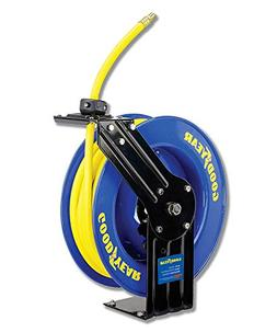 Goodyear L815153G Steel Retractable Air Compressor/Water Hos