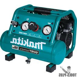 Makita MAC100Q Compact No Oil Electric Air Compressor Quiet