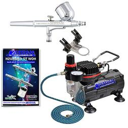 Master Airbrush Multi-purpose Gravity Feed Dual-action Airbr
