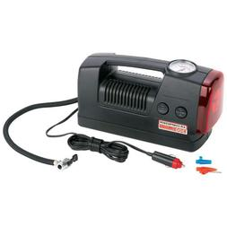 New 3-in-1 300psi Air Compressor and Flashlight with Vehicle