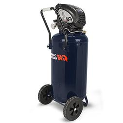 Campbell Hausfeld 26-Gallon Oil-Free Vertical Portable Air C