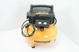 BOSTITCH Pancake Air Compressor ONLY Oil Free 6 Gallon 150 P