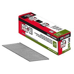 PORTER-CABLE PDA15250-1 2-1/2-Inch, 15 Gauge Finish Nails
