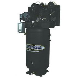 EMAX 80 Gallon 10 HP 2-Stage 1-Phase Vertical Air Compressor