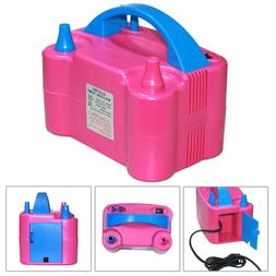 Portable High Power Two Nozzle Color Air Blower Electric Bal