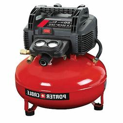 porter cable c2002 150 psi 6 gallon