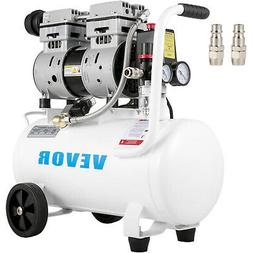 Ultra Quiet Air Compressor, Quiet Air Compressor 6.6 Gallon,